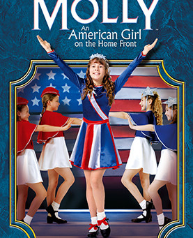 A Filmmaker Reviews AG Movies- Molly: An American Girl On the Home Front