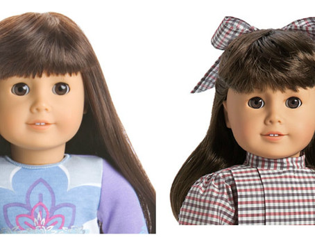 How To Tell Dolls Apart- FEATURING HOW TO TELL GWEN AND JUST LIKE YOU 12 APART!