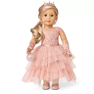 American Girl Winter Princess Blond Doll Sold Out