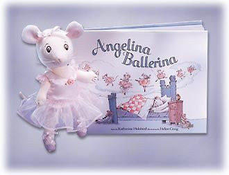 American Girl History Lesson: Angelina Ballerina