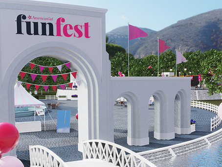 American Girl Summer Fun Fest
