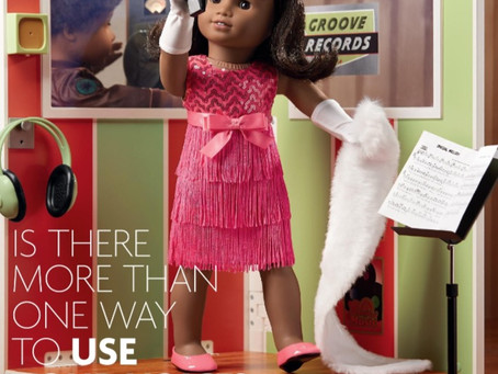 American Girl Holiday Release Catalog