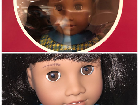 American Girl Sonali Mold Update