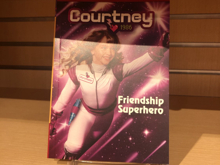 Courtney's Second Book Out!