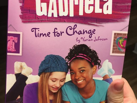 Review: Gabriela- Time for Change