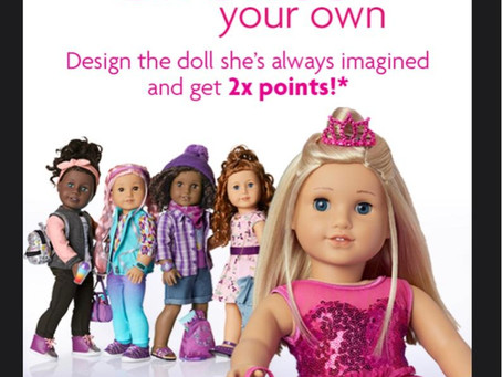 American Girl Create Your Own Deal