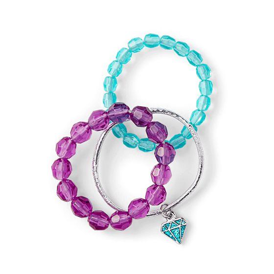 Sparkling Gem Bracelets- $10
