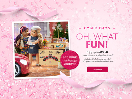 American Girl Deal Extension
