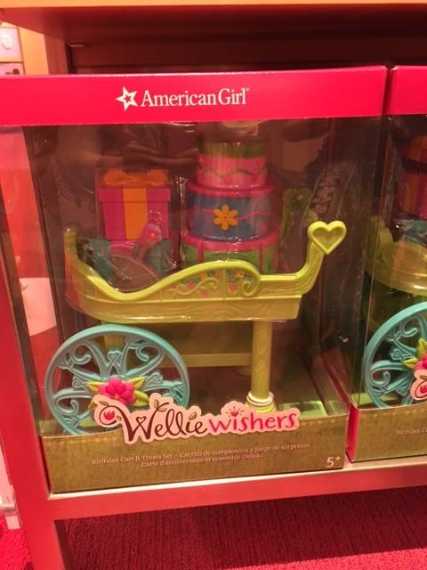 Birthday Cart and Treats Set