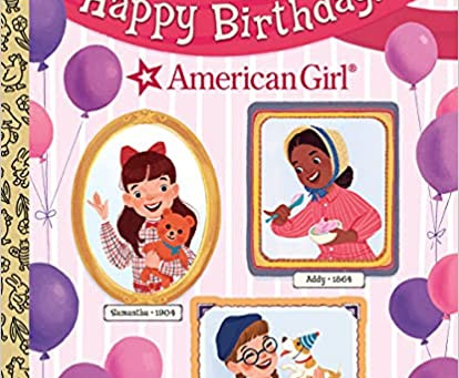 American Girl Children's Books