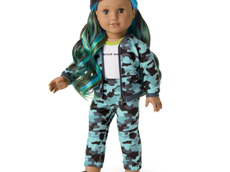New American Girl Truly Me Street Chic Dolls