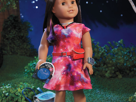 American Girl Astronomer Lawsuit Settled