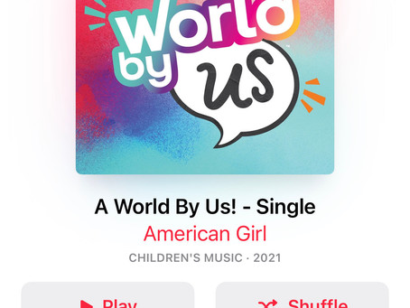 World By Us Song Now Available to Stream