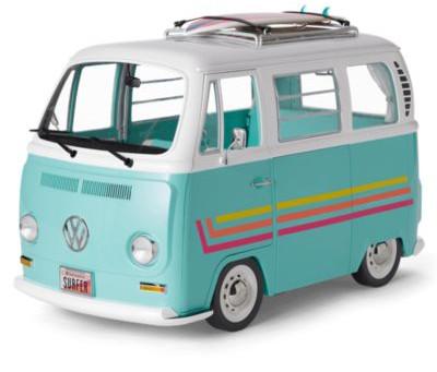 Joss's Volkswagen Surf Bus Pre-Order
