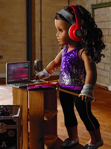 DJ Gabriela in the House! (Hahahaha!)