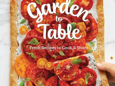 New American Girl Cookbooks!