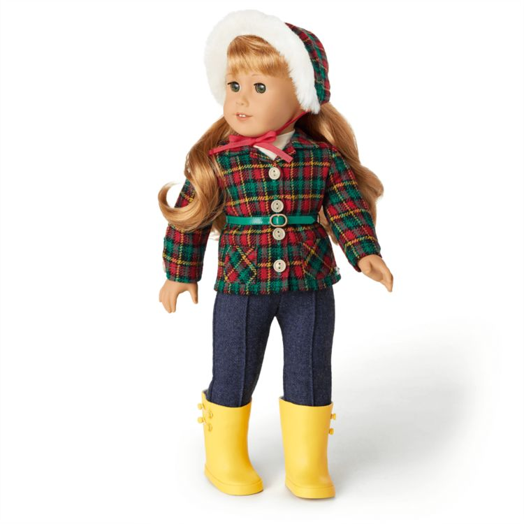 Maryellen's Sledding Outfit- $48