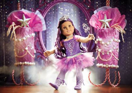American Girl Sugar Plum Fairy Doll Sold Out