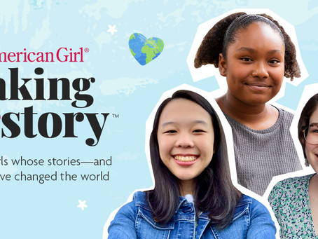 New American Girl Making Herstory Post: Climate Activists