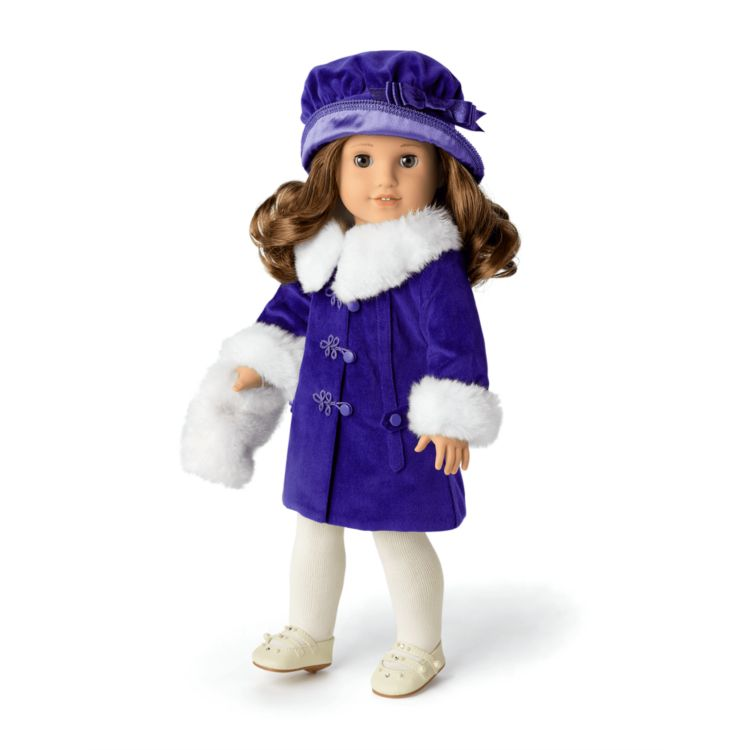 Rebecca's Winter Coat- $42