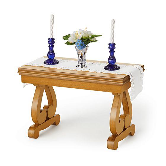 Rebecca's Parlor Table- $150