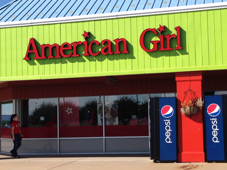 American Girl Outlet- Closing!