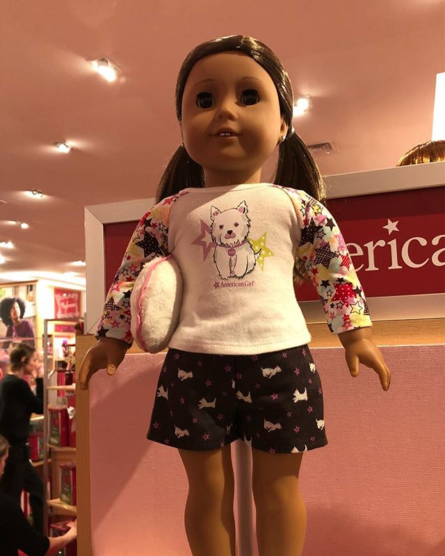 AND 18 INCH DOLLS!