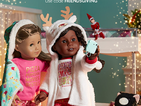 American Girl Friendsgiving Event Sale