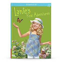 American Girl Book Reviews: Lanie's Real Adventures
