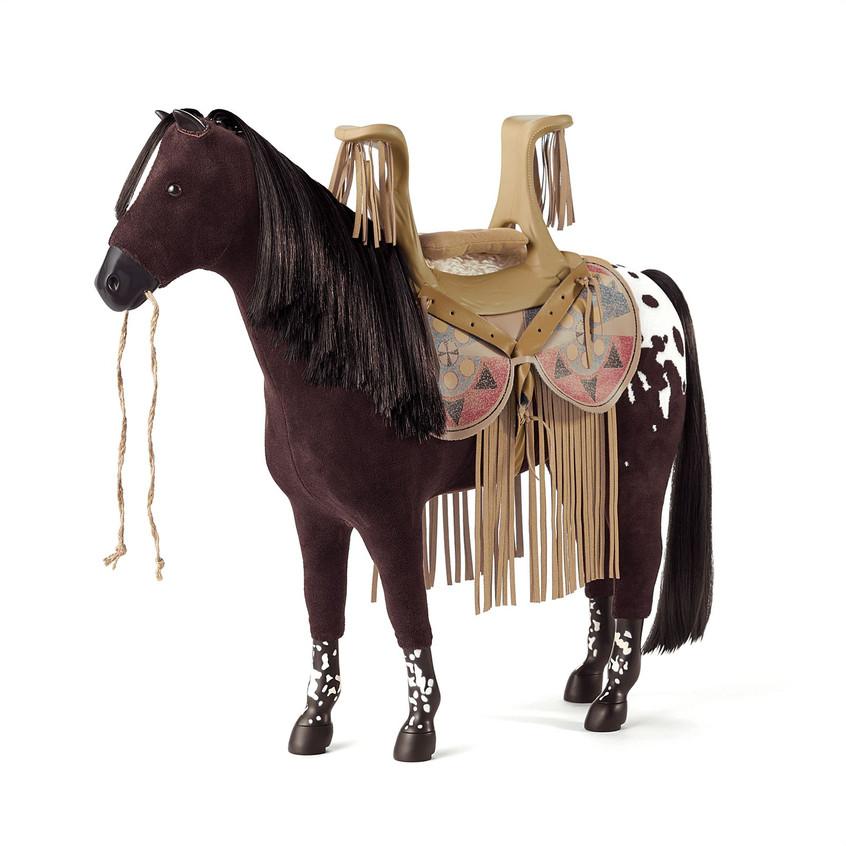 Kaya's Mare and Saddle- $115