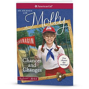 Review: Chances and Changes- My Journey With Molly!