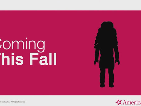 American Girl Toy Fair Presentation