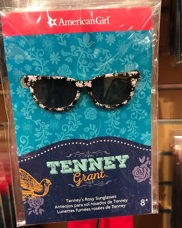 Tenney's Rosy Sunglasses