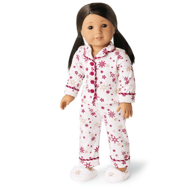 Warm Wishes Pajamas- $24