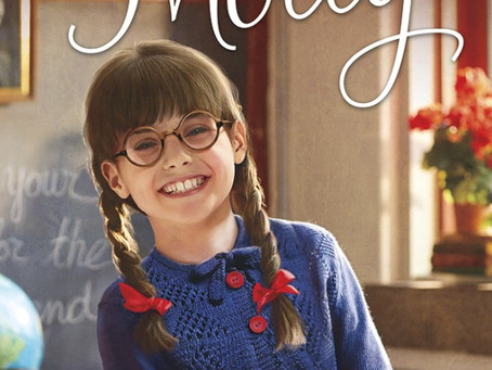 American Girl Doll News Book Review: A Winning Spirit!