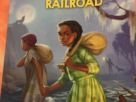 Review: American Girl- Real Stories from My Time- The Underground Railroad