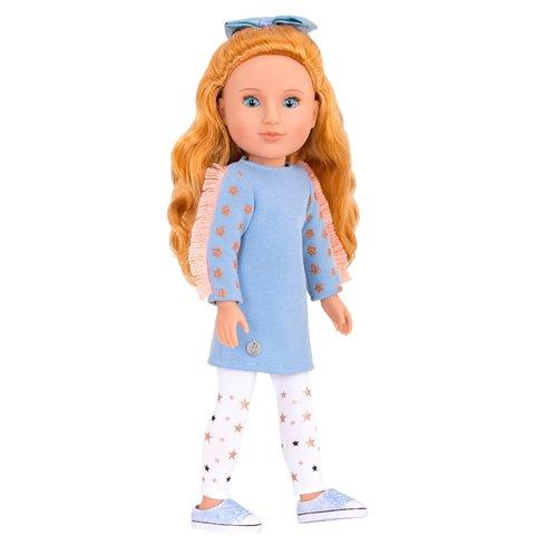 Poppy- resembles Willa