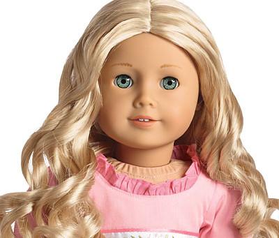 Doll of the Week: Caroline!