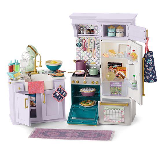American Girl Kitchen- $275