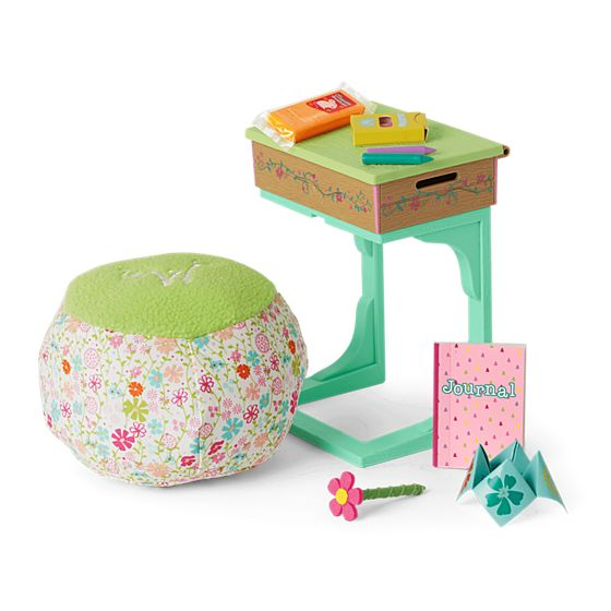 Ready to Learn Desk Set- $30
