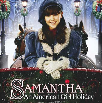 A Filmmaker Reviews AG Movies- Samantha: An American Girl Holiday