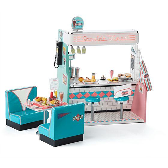 Maryellen's Diner Set- $350