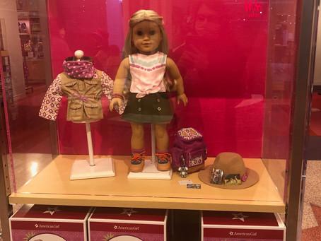 American Girl Store Photos
