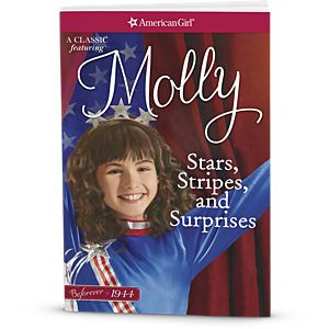 American Girl Doll News Book Review: Stars, Stripes and Surprises