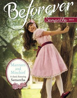 American Girl Books Reviews- Samantha and Josefina!