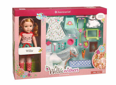 WellieWishers Vet Bundle Now Available at Costco!
