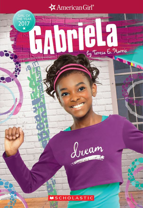 Girl of the Year 2017, GOTY 2017, Gabriela McBride, New American Girl Doll, Girl of the Year Gabriela, Gabriela American Girl
