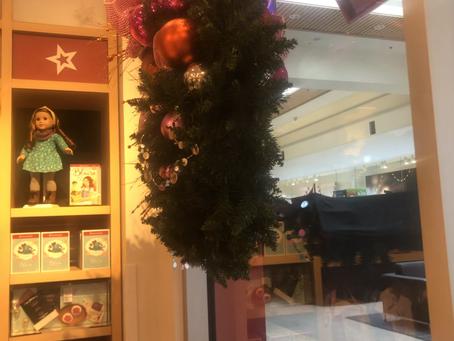 Christmas at American Girl