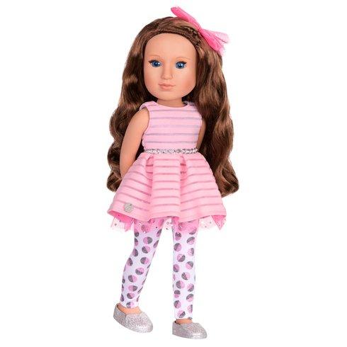 Bluebell- unnecessary brunette