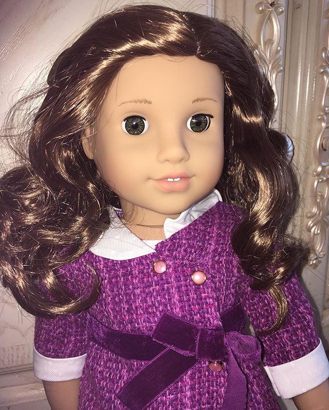 American Girl Doll Rebecca Rubin, American Girl Doll Rebecca, American Girl Actress Doll, American Girl Doll World War One Doll, Rebecca Rubin Doll